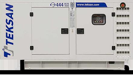 Tekshan generator